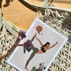 Gdzieś między niedzielnym rosołem, a słonecznym spacerem, zachęcam Was do skorzystania z -20 % rabatu na  wszystkie grafiki 💌 Link do sklepu znajdziecie w BIO✨  Dzisiaj trwa ostatni dzień rabatu ✨  Pięknej niedzieli moi Drodzy 🤎  #peprojektuje #plakat #rabat #art #loveart #showyourwork #showyouart #joginka #plakatjoga #joga #polskiemarki #wspierampolskiemarki #kartkiokolicznościowe #grafiki #sunday #photo #instagram #instaphoto